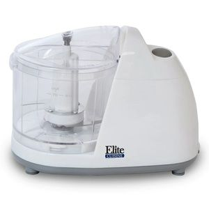 Elite Cuisine Mini Electric 1.5 Cup Food Chopper!